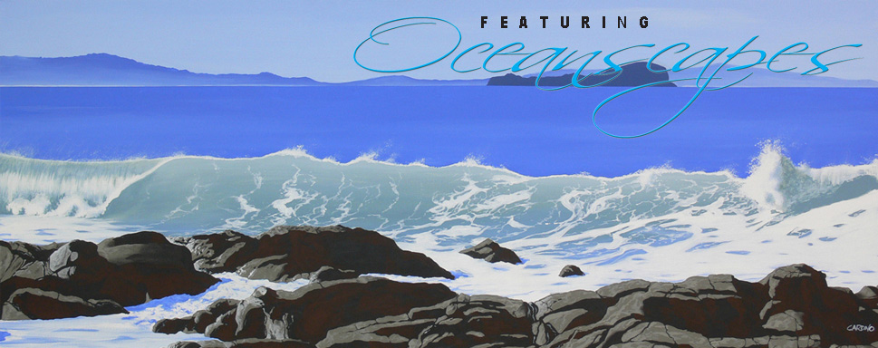 Oceanscapes – Glasshouses by Moonlight